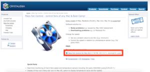 MacsFanControlのインストール&設定方法