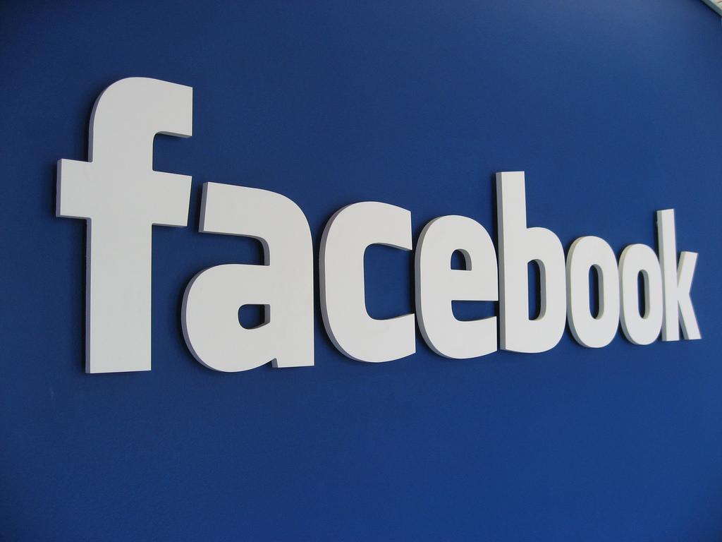 Facebookのロゴ